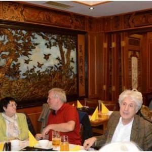 20-Jahr-Feier der DCAP in Frankfurt/ M